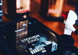 The running man de Stephen King (éditions audio Audible)