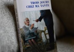 Trois jours chez ma tante d'Yves Ravey (éditions Minuit double)