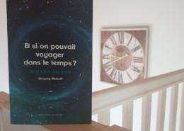 Et si on pouvait voyager dans le temps ? de Gregory Mickaël (éditions In Press)