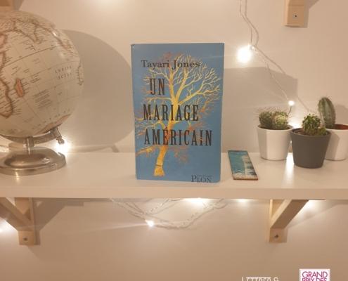 Un mariage américain de Tayari Jones (éditions Plon)