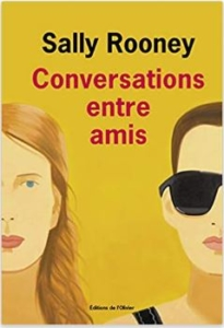 Couverture de Conversations entre amis de Sally Rooney