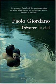 Couverture de Dévorer le ciel de Paolo Giordano