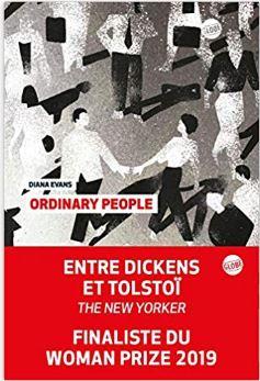 Couverture d'Ordinary People de Diana Evans