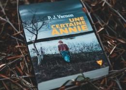 Une certaine Annie de P.J Vernon (éditions de La Martinière)
