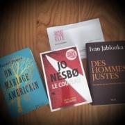 Le couteau de Jo Nesbo (éditions Gallimard)
