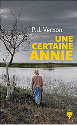 Couverture d'Une certaine Annie de PJ Vernon