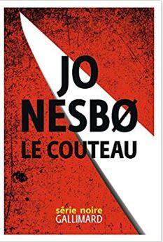 Couverture de Le couteau de Jo Nesbo