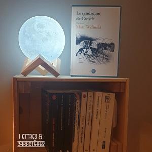 Le Syndrome de Croyde de Marc Welinski (éditions Daphnis et Chloé)