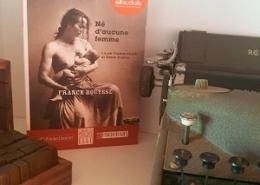 Né d'aucune femme de Franck Bouysse (édition audio Audiolib)
