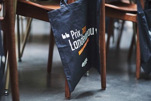 Prix Landerneau des lecteurs 2019 (copyright Lucile Pellerin)