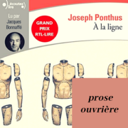 A la ligne de Joseph Ponthus (éditions audio Gallimard)