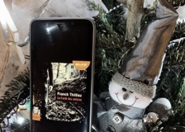 La forêt des ombres de Franck Thilliez (éditions Audiolib)
