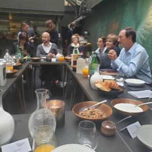 Délibérations du Prix Landerneau 2019 à Paris