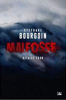 Série audio Malfosse d'après l'oeuvre éponyme de Stéphane Bourgoin