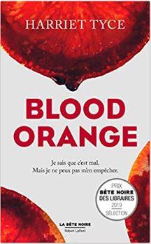 Couverture de Blood Orange de Harriet Tytce
