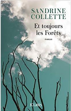 Couverture de Et toujours les forêts de Sandrine Collette