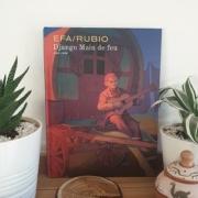 Django Main de feu d'Efa et Rubio (éditions Dupuis)