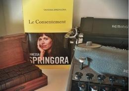 Le consentement de Vanessa Springora (éditions Grasset)