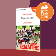 Couverture version audio de Miroir de nos peines de Pierre Lemaitre