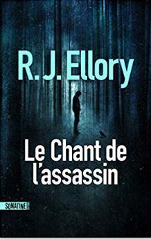 Le chant de l'assassin de RJ Ellory
