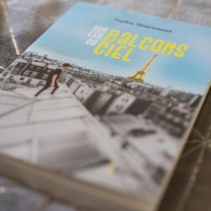 Sur les balcons du ciel de Sophie Henrionnet (éditions du Rocher)