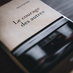 Le courage des autres de Hugo Boris (éditions Grasset)