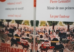 Miroir de nos peines de Pierre Lemaître (édition audio Audiolib)