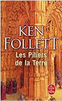 Les piliers de la terre de Ken Follette