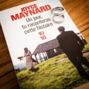 Un jour, tu raconteras cette histoire de Joyce Maynard (éditions 10/18)