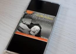 La femme révélée de Gaëlle Nohant (éditions audio Audiolib)