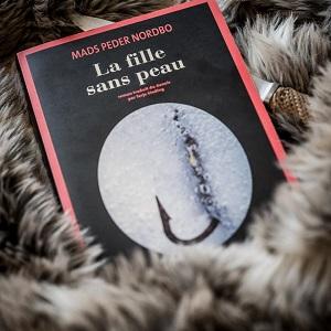 La fille sans peau de Mads Peder Nordbo (éditions Actes Sud)