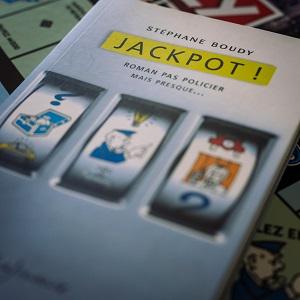 Jackpot ! de Stéphane Boudy (éditions Lajouanie)