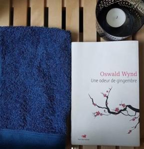 Une odeur de gingembre d'Oswald Wynd (éditions Petit Quai Voltaire)