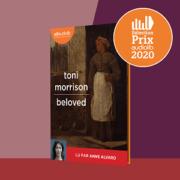Edition Audiolib de Beloved de Toni Morrison