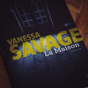 La Maison de Vanessa Savage (éditions de la Martinière)