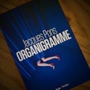 Organigramme de Jacques Pons (éditions Hugo Thriller)