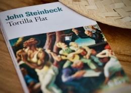 Tortilla Flat de John Steinbeck (éditions Folio)