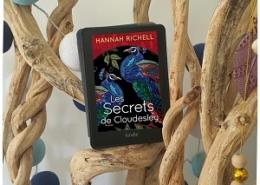 Les secrets de Cloudesley de Hannah Richell (éditions Belfond)