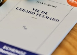 Vie de Gérard Fulmard de Jean Echenoz (éditions audio Audiolib)