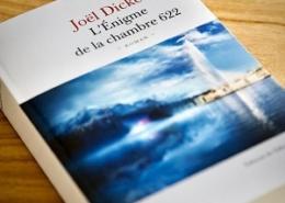 L'Enigme de la chambre 622 de Jpël Dicker (éditions de Fallois)