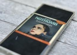 Les aérostats d'Amélie Nothomb (éditions Albin Michel)
