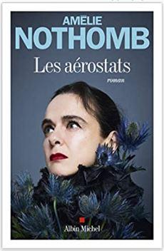 Couverture des Aérostats d'Amélie Nothomb