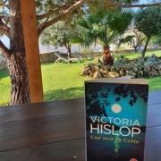 Une nuit en Crète de Victoria Hislop (éditions Le livre de poche)
