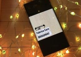 Broadway de Fabrice Caro (éditions audio Gallimard)