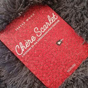 Chère Scarlet de Teresa Wong (éditions Dunod)