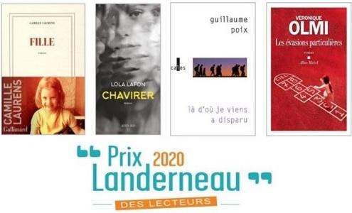 Qui sera le vainqueur du Prix Landerneau 2020 ?