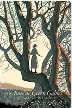 Couverture d'Anne de Green Gables de Lucy Maud Montgomery