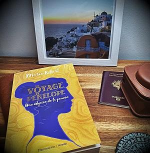 Le voyage de Pénélope de Marie Robert (éditions Flammarion)