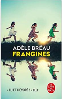 Couverture poche de Frangines d'Adèle Bréau