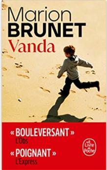 Couverture poche de Vanda de Marion Brunet
